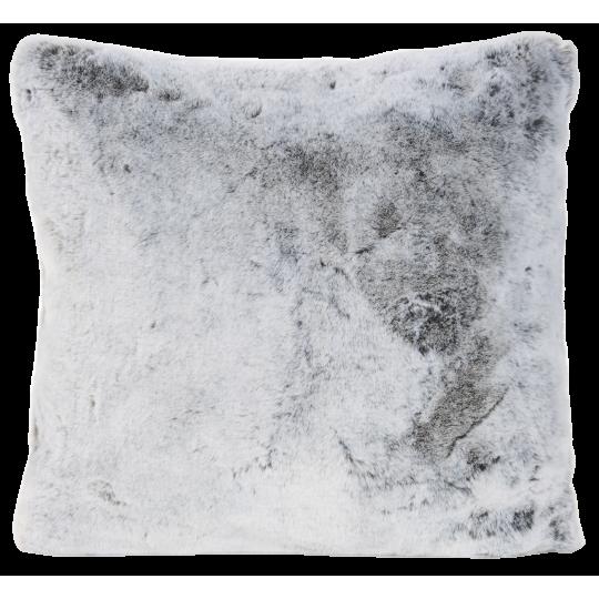 Fellimitat Decke grau koala Winter Home