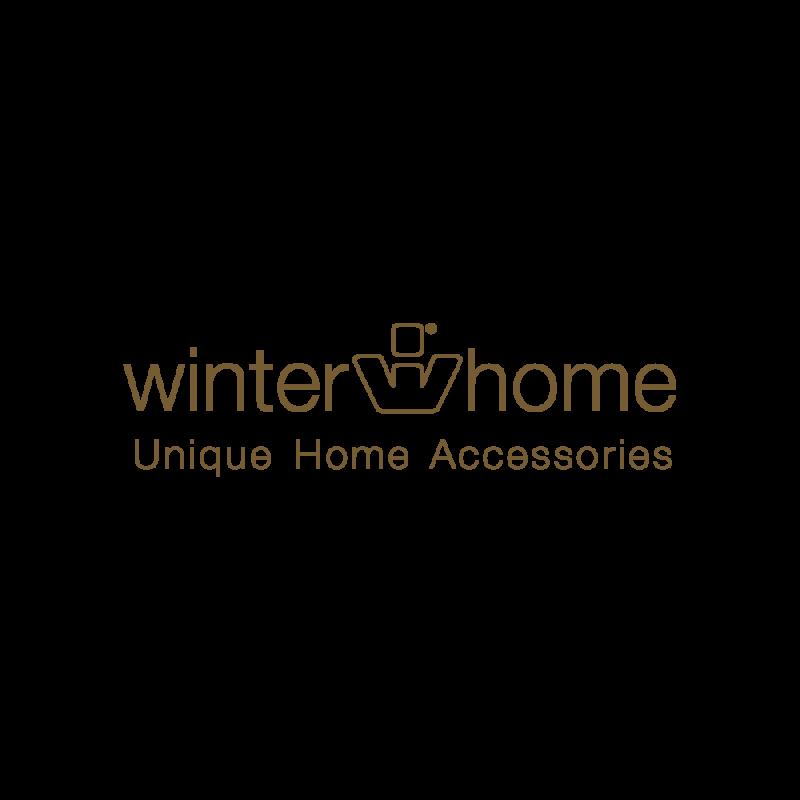 Winter Home Kissen Fellimitat ARTCTICWOLF 45x45 cm