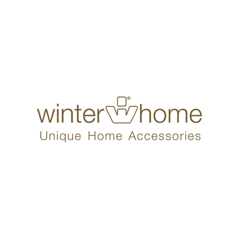 Winter Home Kissen Fellimitat Midnight ca. 45x45 cm
