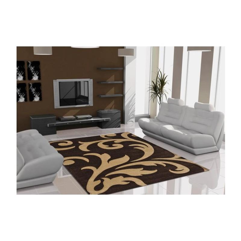 Lalee Teppich Lambada mocca/beige 200x290 cm