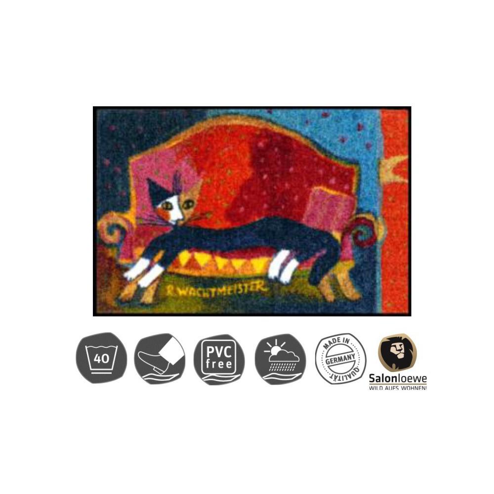 design fussmatte resting place 50x75 cm jetzt bequem. Black Bedroom Furniture Sets. Home Design Ideas