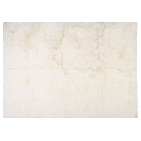 Winter Home Fellimitat Teppich White Mink ca. 70x150 cm