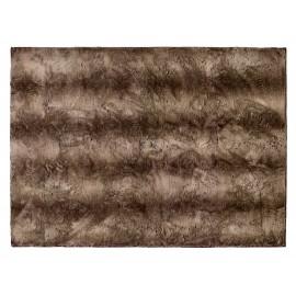 Fellimitat Teppich Yukonwolf ca. 140x200 cm