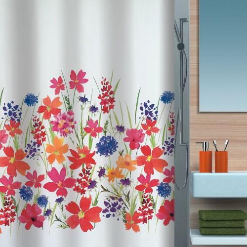 Spirella Textil Duschvorhang Campo 180x200 cm