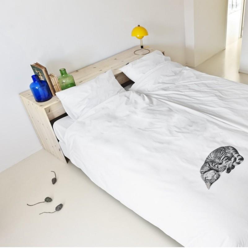 Bettwäsche Snurk Katze Ollie