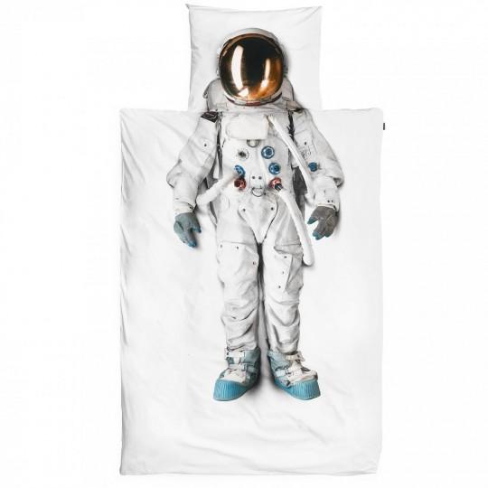 Kinderbettwäsche Snurk Astronaut