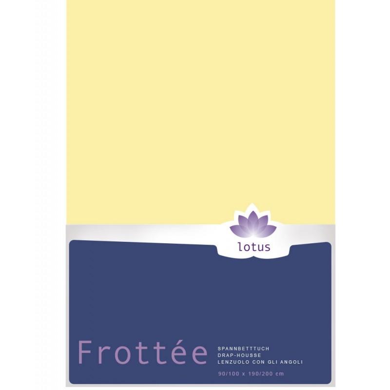 Fixleintuch Frotté Lotus Comfort