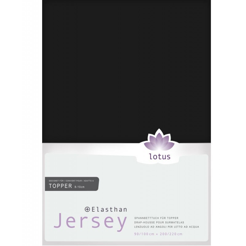 Fixleintuch Jersey für Topper