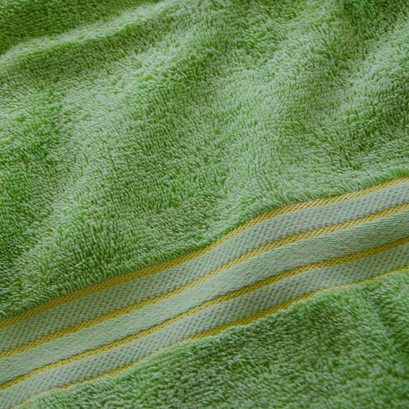 Frottéwäsche Uni Handtuch