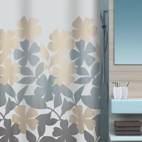Spirella Textil Duschvorhang Fleury