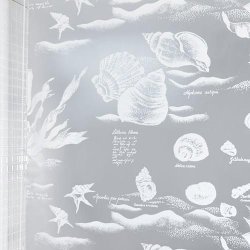 Spirella Duschvorhang Rolo Riff 140x240 cm