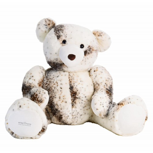 Winter Home Big Teddybeär Lynx 95 cm