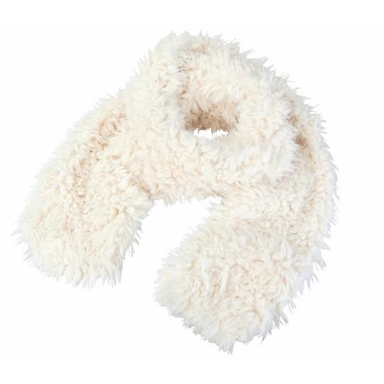 Winter Home Schal Fellimitat Lamb