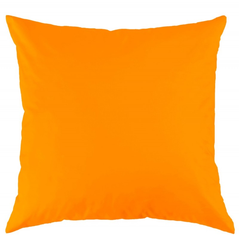 Tamara R Satin Bettwäsche Uni High Speed orange