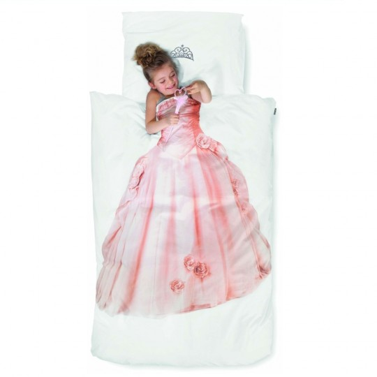 Kinderbettwäsche Snurk Prinzessin