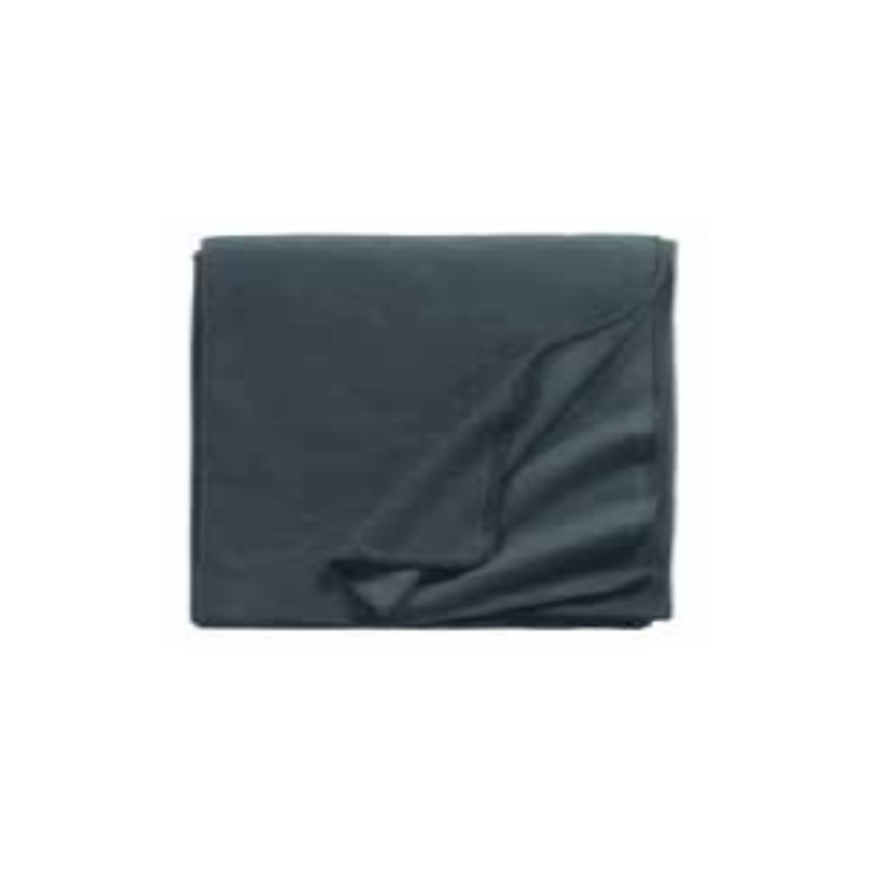 Fleece Decke Tony 160x200 cm anthrazit