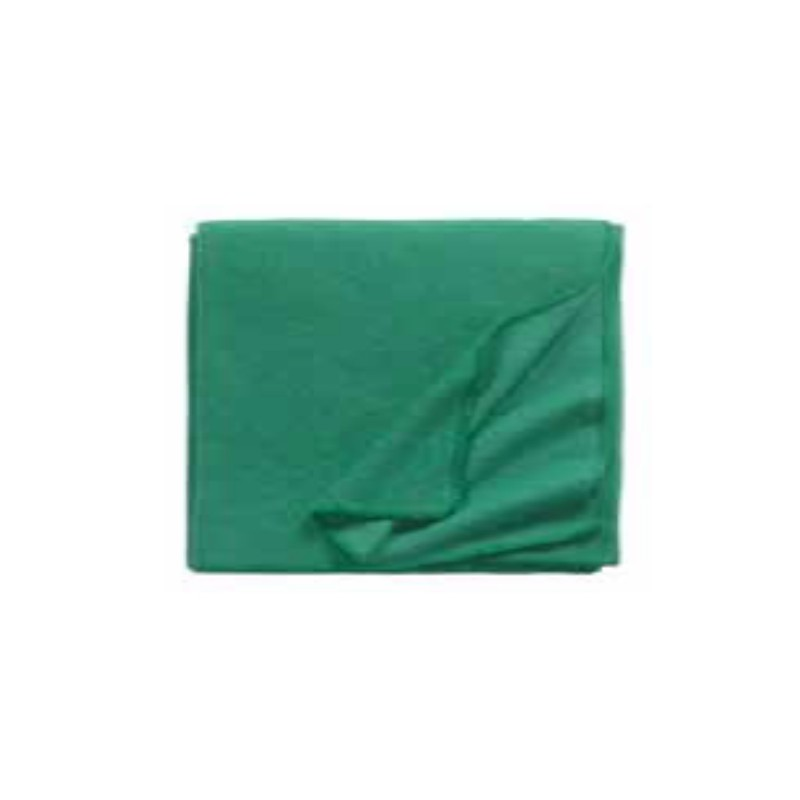 Fleece Decke Tony 160x200 cm jade