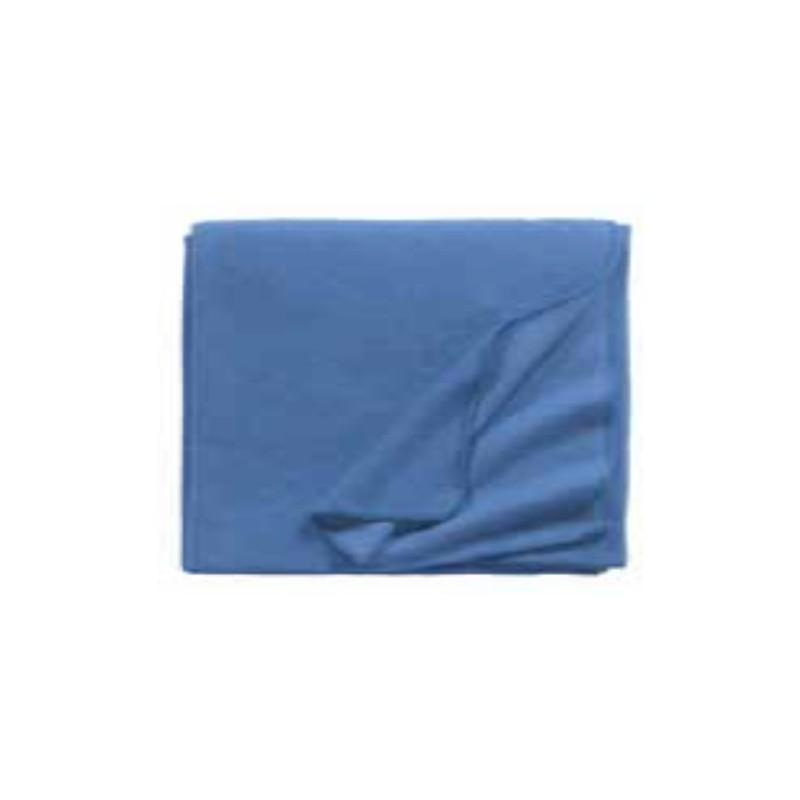 Fleece Decke Tony 160x200 cm kornblume