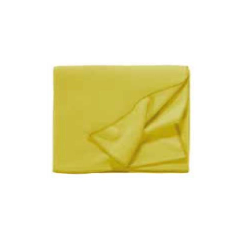 Fleece Decke Tony 160x200 cm lime