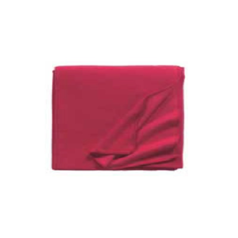 Fleece Decke Tony 160x200 cm merlot