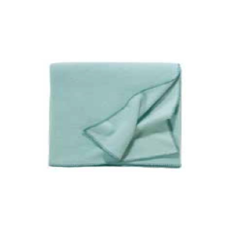 Fleece Decke Tony 160x200 cm mint