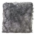 Winter Home Kissen Fellimitat Tamaskanwolf ca. 45x45 cm