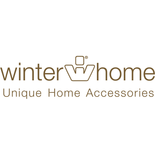 Winter Home Fellimitat Geschenk-Beutel Midnight 30cm