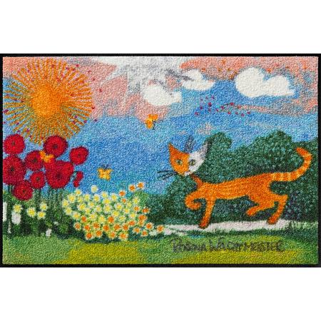 Fussmatte Daisies 50x75 cm