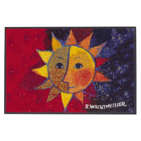 Design Fussmatte Sole 115x115 cm