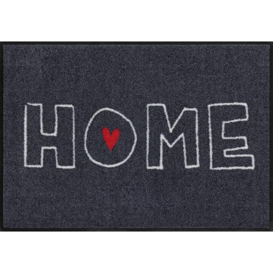 Fussmatte Heart Home 50x75 cm
