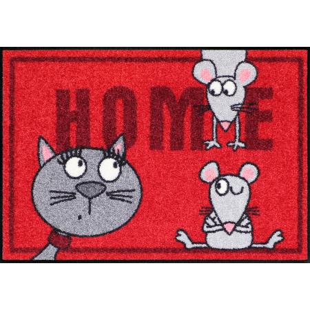 Fussmatte Cat and Mice 50x75 cm