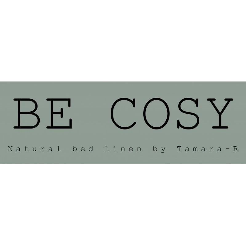"""Tamara R """"Be Cosy"""" Baumwoll- Bettwäsche FLO im Naturlook"""