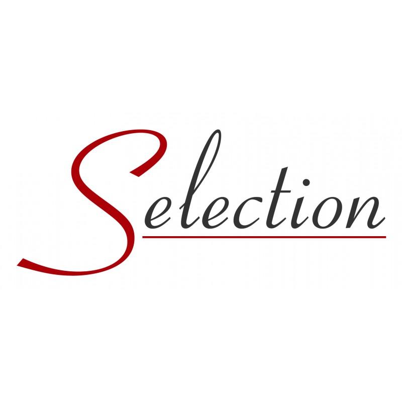 Tamara R Selection Satin Bettwäsche Garnitur Salvia mit Blumen Muster
